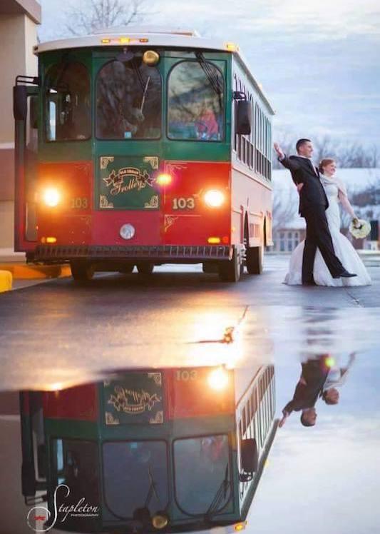 Rental Trolley Company Tulsa Rental Trolley Tours Tulsa