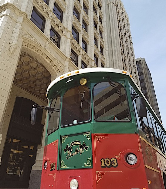 Historic Tulsa Trolley Tours | Scenic Trolley Tours Tulsa | Old